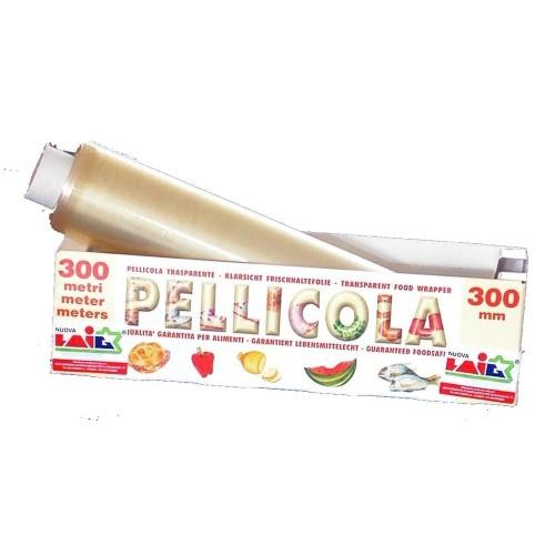 PELLICOLA TRASPARENTE CM 30...