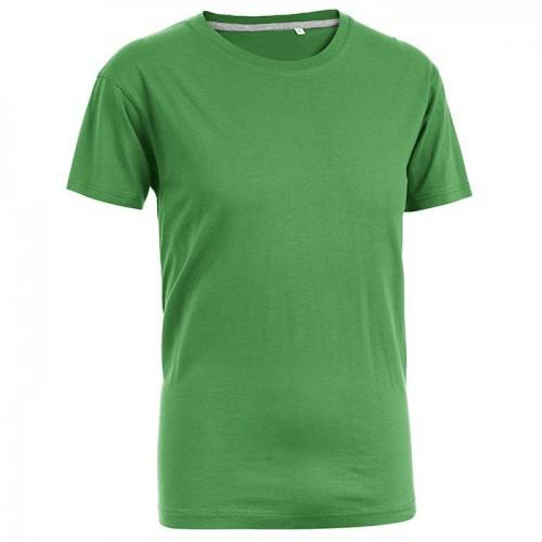 T-SHIRT FIT VERDE PRATO