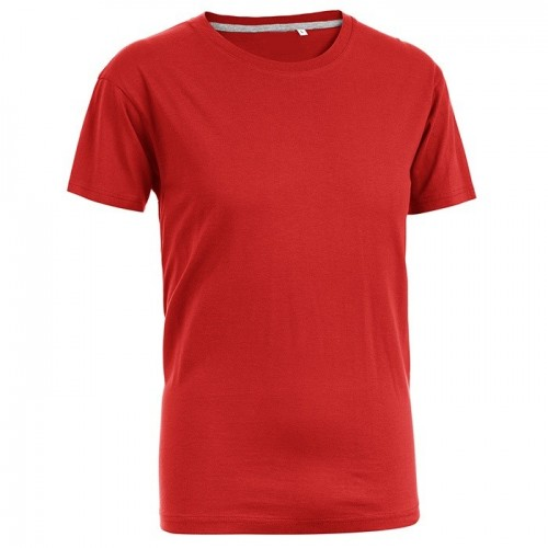 T-SHIRT FIT ROSSO