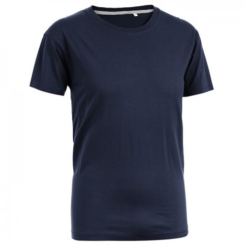 T-SHIRT FIT BLU NAVY
