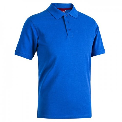 POLO UNISEX BLU ROYAL