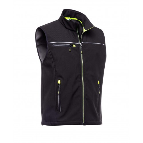 GILET SOFTSHELL RIP-STOP
