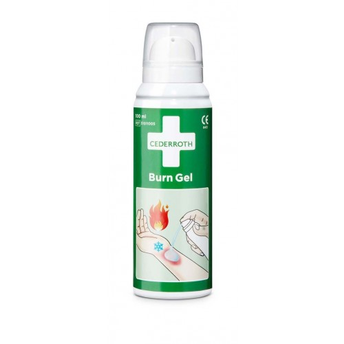GEL BURN SPRAY 100 ML