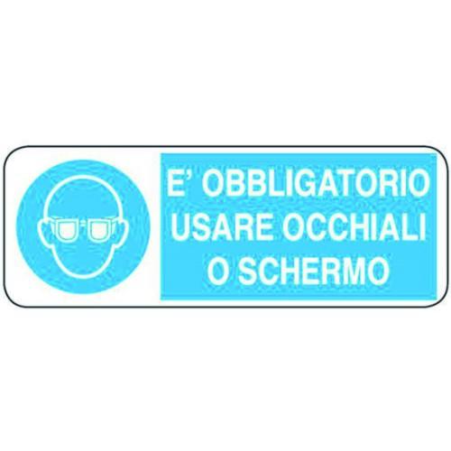 CARTELLO E' OBBLIGATORIO...