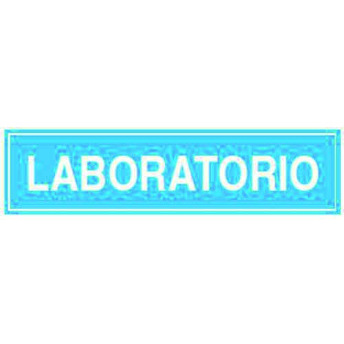 CARTELLO LABORATORIO