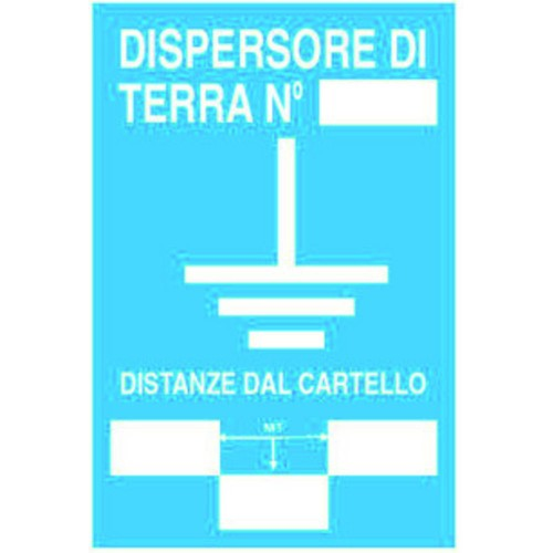 CARTELLO DISPENSATORE DI...
