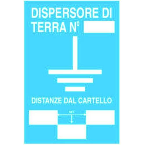 CARTELLO DISPENSATORE DI...