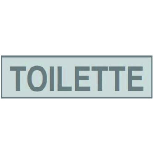 ETICHETTA TOILETTE