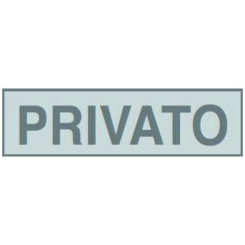 ETICHETTA PRIVATO