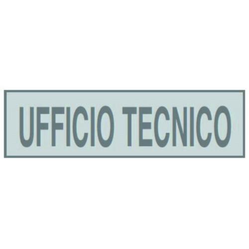 ETICHETTA UFFICIO TECNICO