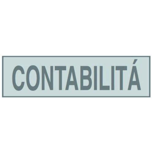 ETICHETTA CONTABILITA'
