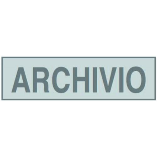 ETICHETTA ARCHIVIO