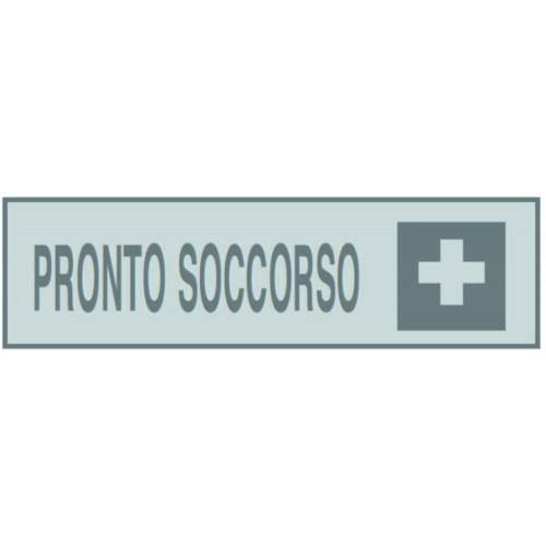 ETICHETTA PRONTO SOCCORSO