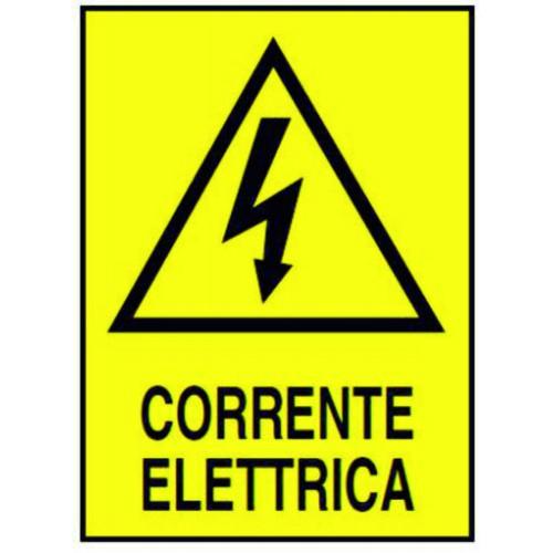 ETICHETTE CORRENTE ELETTRICA
