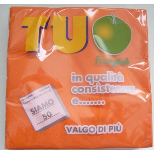 TOVAGLIOLO 40X40 - 2 VELI...