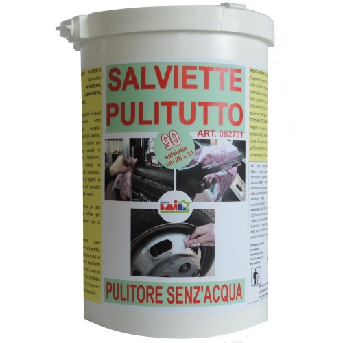 SALVIETTE PULITUTTO