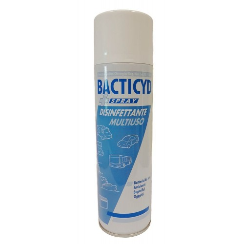 BACTICYD SPRAY ML 500