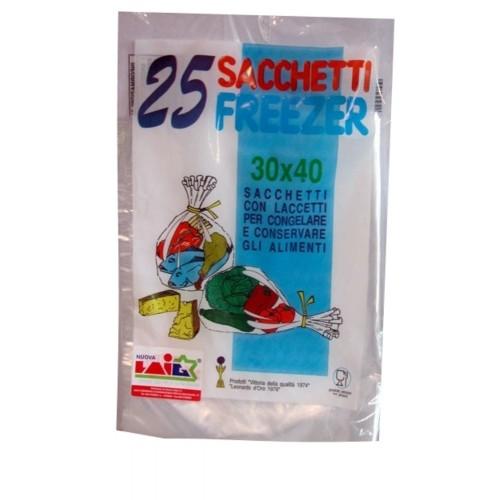 SACCHETTI FREEZER 30X40
